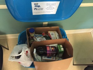 Final Lemoine Food drive