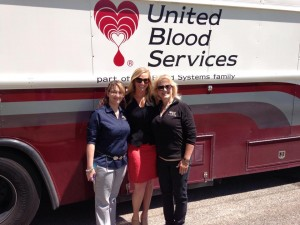TTC carencro blood drive